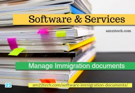 Immigration documents softwares, hardware and services