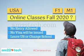 ICS asks F1, M1 students to leave US if classes are going online for fall 2020