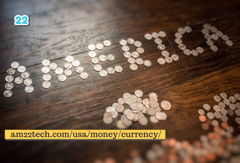 USA currency coins