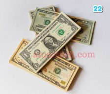 All US paper based dollar bills are same size