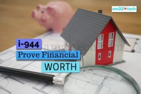 form-i944 USCIS self-sufficiency to prove financial worth