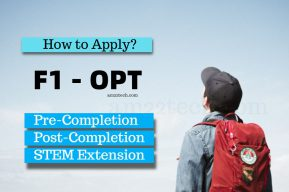 How to apply F1 student OPT EAD