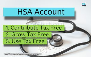 HSA account - tax free money and benefits